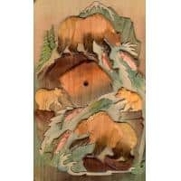 CL010 FISHING BEARS