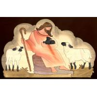 JESUS-SHEEP