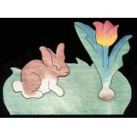 MM-BUNNY AND TULIP