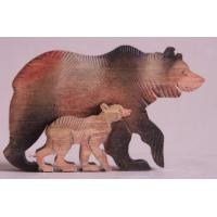 MM005-BEAR AND CUB