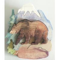 OR-BROWN BEAR