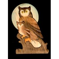 W117-MOONLIGHT OWLS