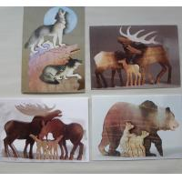 WILDLIFE SEt oF 4